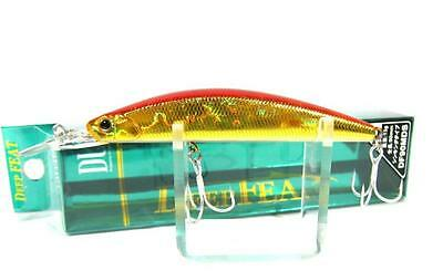 Sale Duo Deep Feat 90 MDS Diving Minnow Sinking Lure D-126 (6165)