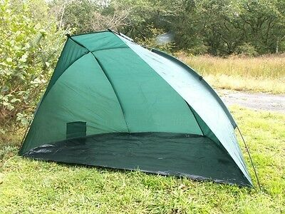 Large 2.2M Green Waterproof Fishing Bivvy Shelter Tent & Accessories Ty1540