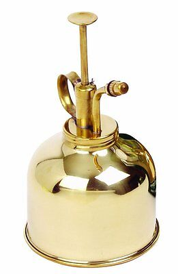 Haws V200 10-Ounce Plant Mister,Brass by Bosmere Made of brass throughout NEW ..
