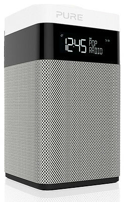 Pure Pop Midi Bluetooth DAB FM Digital Radio Alarm Clock