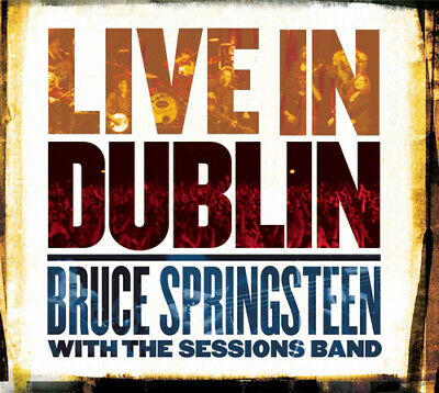 Bruce Springsteen : Live in Dublin CD 2 discs (2007) FREE Shipping, Save £s