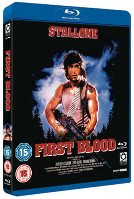 First Blood Blu-ray (2008) Sylvester Stallone