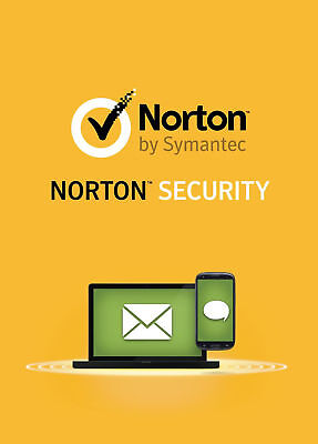 Symantec NORTON Standard 3.0  2018 / 2019  1 Gerät, Vollversion EU KEY