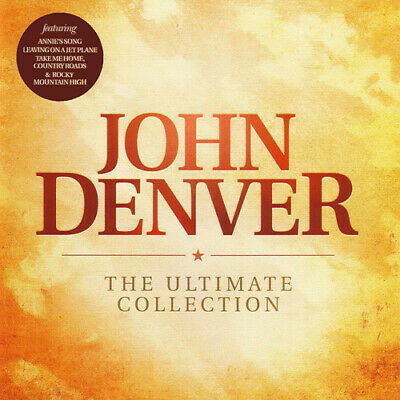 John Denver : The Ultimate Collection CD (2011) Expertly Refurbished Product