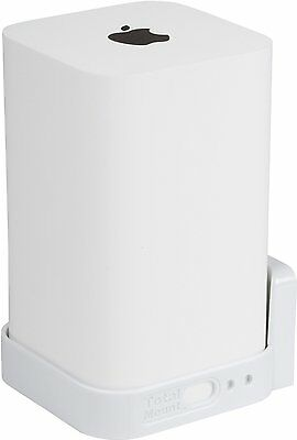TotalMount for AirPort Extreme and AirPort Time Capsule Mounts AirPort to walls