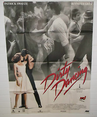 DIRTY DANCING - affiche cinema  120*160 cm Pliée - #r3