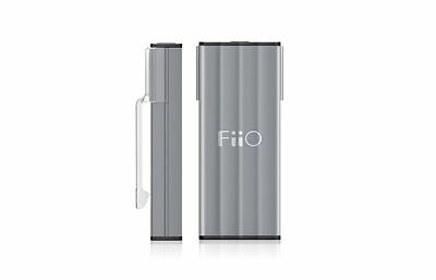 FiiO K1 portable Headphone Amplifier and DAC.