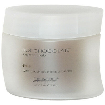 Giovanni Hot Chocolate Sugar Scrub 260g