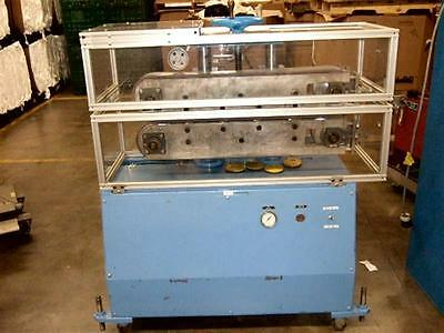 EXTRUSION BELT PULLER  by ENTWISTLE