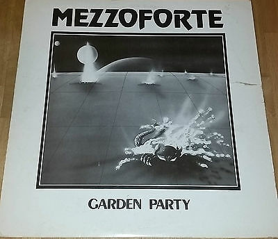"Mezzoforte,Garden Party 12"" Pre Owned Vinyl"