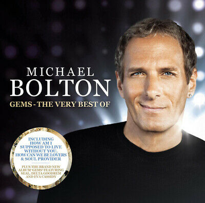 Michael Bolton : Gems: The Very Best Of CD (2012)