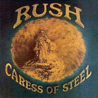 Rush : Caress of Steel CD (1997) Value Guaranteed from eBay's biggest seller!