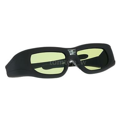 DLP-Link Active Shutter 3D Glasses for BenQ Viewsonic Projector Rechargeable