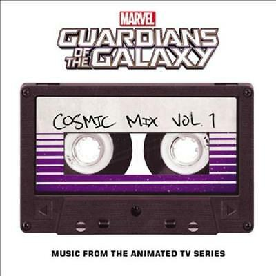 Various Artists - Marvel's Guardians Of The Galaxy: Cosmic Mix, Vol. 1 New Cd