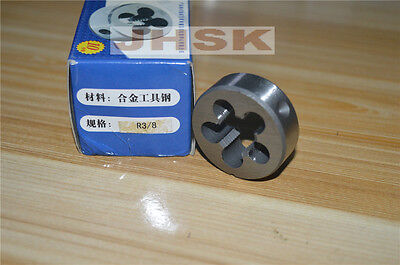 """R or ZG 3/8"""" - 19 BSPT Taper Pipe Die 3/8 - 19 TPI  Superior quality  (1PCS)"""