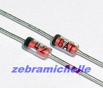 20pcs BAT42 Schottky Rectifier Diode Provide Tracking Number