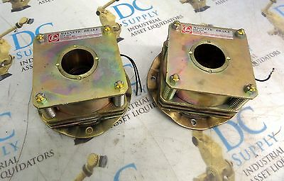 Osakidengyosha Co. Nam-44S Magnetic Brake Lot Of 2