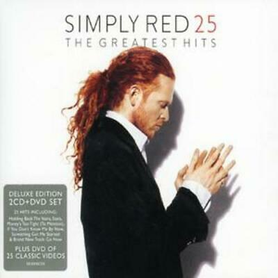Simply Red : 25 - The Greatest Hits [deluxe Edition 2cd + Dvd] CD 3 discs