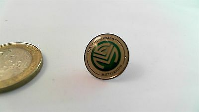 Fussball Logo Pin Badge Verband Mittelrhein neues Layout