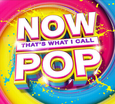 Various Artists : Now That's What I Call Pop CD 3 discs (2015) Amazing Value