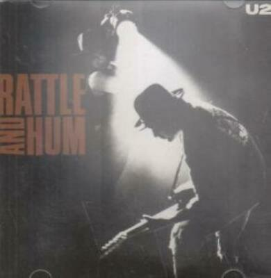 U2 : Rattle and hum (1988) CD Value Guaranteed from eBay's biggest seller!