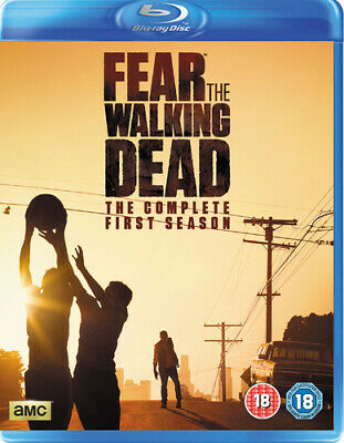 Fear the Walking Dead: The Complete First Season Blu-ray (2015) Kim Dickens