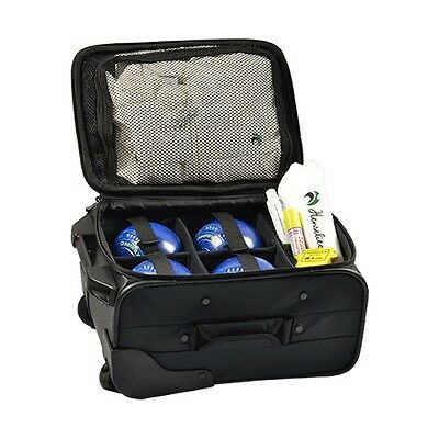Henselite Lawn Bowls Trolley Bag Ht651 **all Colours Available**