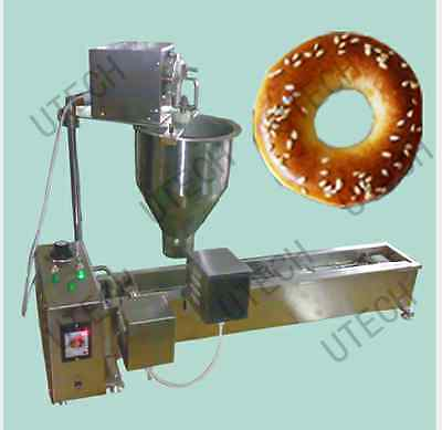 one mold Commercial donut fryer/maker Automatic donut making machine,CE approved