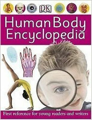 Human Body Encyclopedia by Dorling Kindersley - Hardcover Book