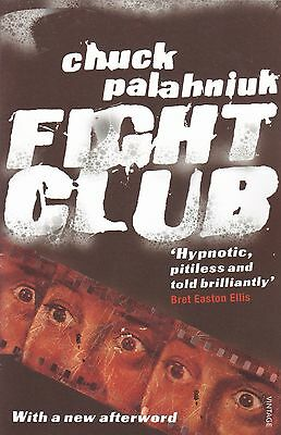 Fight Club by Chuck Palahniuk - Paperback New Book