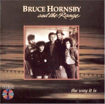 Bruce Hornsby and the Range : The Way It Is CD