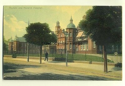 tp6524 - Norfolk - The Old Norfolk and Norwich Hospital & Grounds - Postcard