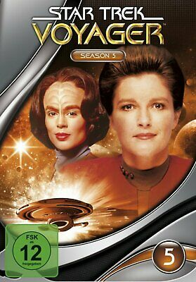 Star Trek - Voyager - Die komplette Season/Staffel 5 # 7-DVD-BOX-NEU