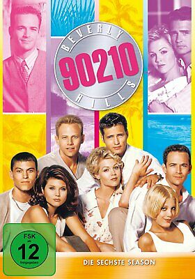 Beverly Hills 90210 - Die komplette Season/Staffel 6 # 7-DVD-BOX-NEU
