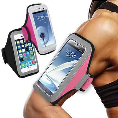 Adjustable Sport Armband w/ Universal Case for Smart Phones One Size fits all!