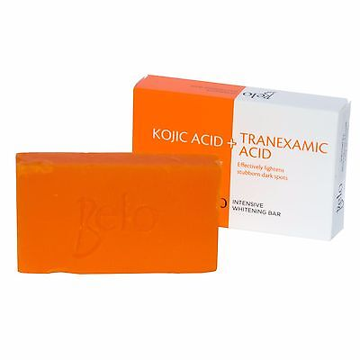 Belo Intensive Kojic & Tranexamic Acid Intensive Whitening Soap Bar - 65g