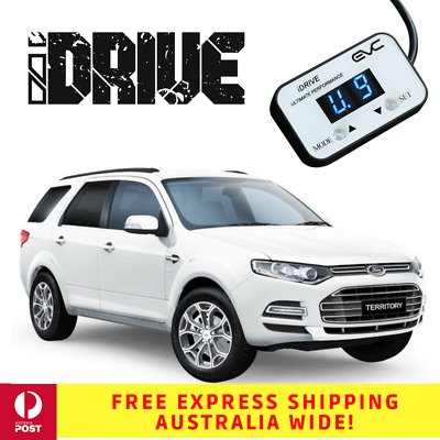 iDRIVE Throttle Controller Ford Territory SZ 04/2011 on Diesel and Petrol