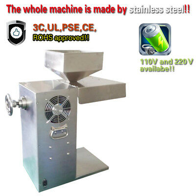 full steel Oil Extractor Auto Nut pitted Olive Oil Expeller Oil Press machine