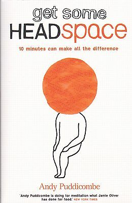 Get Some Headspace by Andy Puddicombe, Book. New Paperback