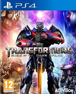 Transformers: Rise of the Dark Spark (PS4) VideoGames