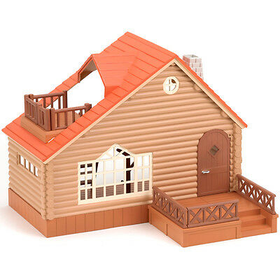 Sylvanian Families Log Cabin NEW