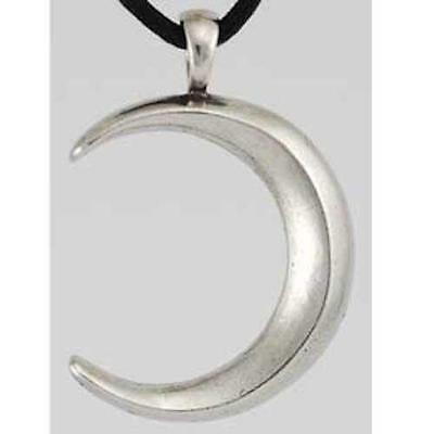 Wicca Attraction Waxing Moon Amulet Talisman Pendant!