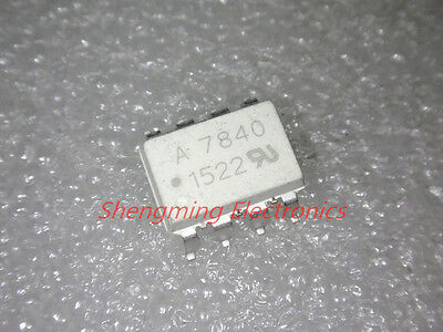 10pcs SMD A7840 HCPL-7840 optocoupler SOP-8 ic new
