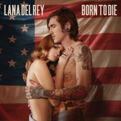 Lana Del Rey : Born to Die CD (2012)