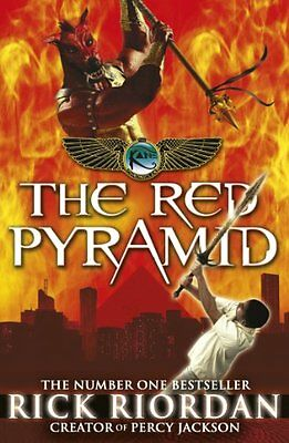 The Kane Chronicles: The Red Pyramid By Rick Riordan. 9780141325507