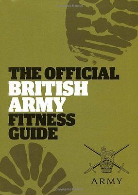 The Official British Army Fitness Guide By Sam Murphy,The British Army