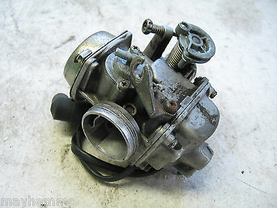 Madness Jonway Yy125T-31 Carb Carburettor   *fast Postage*