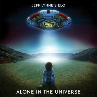 Jeff Lynne's ELO : Alone in the Universe CD (2015)