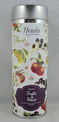 NEAVITA Infusion FRUITS OF WOODS 100 g can karkadé grapes elderberry currant