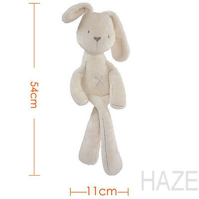 New  Bunny Soft Plush Toys Rabbit Stuffed Animal Baby Kids Gift Animals Doll UK